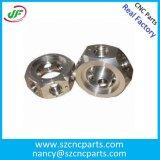Usinage CNC personnalisé Pièces en aluminium pour moteur / tour / moto, fraisage CNC