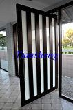 Modern House Design porta de pivô de alumínio