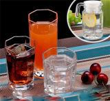Frasco do suco da forma/produtos vidreiros populares frasco de pedreiro para o armazenamento