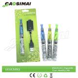 650/900/1100mAh King E Cigarette EGO K Q Battery con CE4 Clearomizer