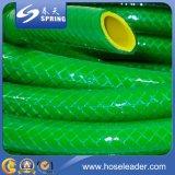 Mangueira reforçada flexível resistente UV- plástica do PVC com qualidade excelente
