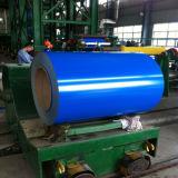 Prepainted катушка катушки Galvalume стальным/толь Ppglmetal покрынные цветом стальные покрывают строительные материалы