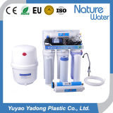 Home Useのための5つの段階のManual Flush Domestic RO System