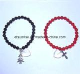 Halbedelstein Artikel, Mode Perlen Schmuck Armband <Esb01902>