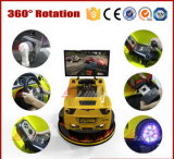 Simulador do carro de competência de 360 graus com alta qualidade, máquinas de jogo