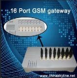 GoIP 16 canales GSM - VoIP Gateway, Puerta de enlace SIP