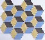 De goedkope 3D Tegel van het Mozaïek van het Glas voor Badkamers