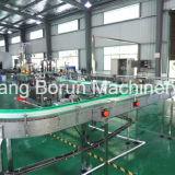 Agua automática llena que embotella haciendo la máquina de la producción