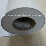Papel de impressão solvente da transferência térmica da tinta de Eco para a tinta solvente de Eco na tela de algodão