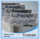 Scheda di plastica del PVC del chip di RFID dello spazio in bianco della scheda stampabile astuta del regalo