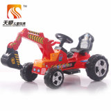 Automobile elettrica del giocattolo dell'escavatore dei capretti a pile (TS-3208)