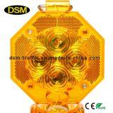 Lâmpada de aviso de tráfego solar (DSM-1)