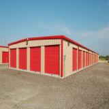 自己の記憶のためのプレハブの鋼鉄倉庫の建物