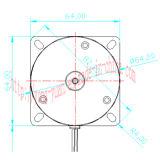 Motor eléctrico de la alta calidad para los actuadores eléctricos (SM-80)