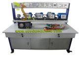 Generador de CA Entrenador Equipo de Ingeniería Eléctrica Equipo Educativo Máquina Eléctrica