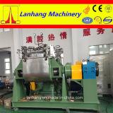 Miscelatore dell'impastatore di vuoto della lamierina di sigma della gomma di silicone di marca di Lanhang