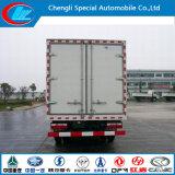 Nouvelle condition Mini JAC Mobile Kitchen Truck 3 Ton JAC Mini camion frigorifique Mini vente de camions surgelés