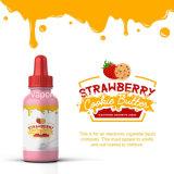 Erdbeere-Aroma Eliquid für elektronische Zigarette alle Größen-Flaschen-Einhorn-Flasche erstklassige E-Flüssigkeit mit dem neuesten Verpacken