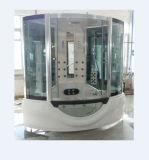 Uso per due persone di lusso elegante splendido Steamroom (M-8214) di vetro Tempered