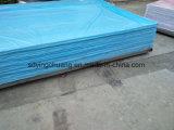 Feuille de mousse de PVC 1220*2440*12mm 18mm pour des meubles de bureau, Module de Kitchen&Bathroom, Sanitarywares