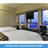 Lits doubles plus récent hôtel de tissu de l'élégance des meubles Set (sy-BS199)