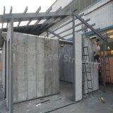 Het moderne Stijl Geprefabriceerde Huis van het Gevogelte van de Structuur van het Staal voor Verkoop