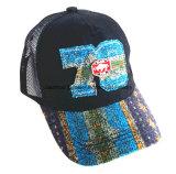 Maré 2016 nova, chapéu do tampão do esporte e tampão feito malha da promoção dos esportes do tampão