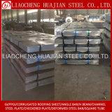 ASTM гофрированный кровельный листовой стали для строительства