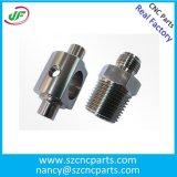 高精度CNC旋盤機械部品、オートバイCNCの部品、CNC旋盤パート