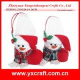 크리스마스 훈장 (ZY14Y31-1-2) 크리스마스 눈사람 훈장