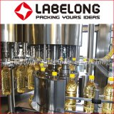 Automatique de la bouteille en verre bouteille d'huile comestible Machine de remplissage