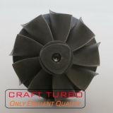 Asta cilindrica della rotella di turbina di Gtb1649V 757886-0004