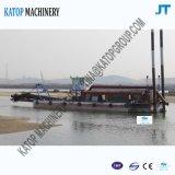 18インチの海の砂の吸引の浚渫船の砂ポンプ浚渫船