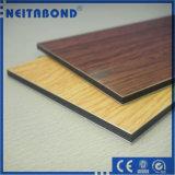 Panneau de revêtement en aluminium de bonne qualité avec le certificat (ASTM)