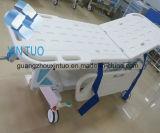 Medizinischer Edelstahl-Emergency Behandlung-Bahre-Erste-Hilfebett für Geschäfts-Raum