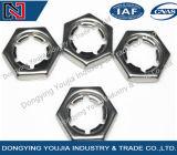 La norme DIN7967 Contre-écrous autobloquant en acier inoxydable