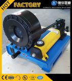 China-beste Qualitätsbewegliche verstemmende Maschinen-manueller Schlauch-quetschverbindenmaschine