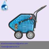 Conveyorized automático sistema de lavado de automóviles y coches de la arandela