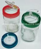 砂糖の鍋のふた/プラスチック帽子/ビンの王冠(SS4313)