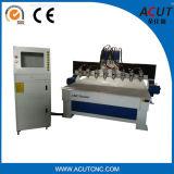 Proceso del precio bajo tres del CNC de madera del ranurador 1325/Router de la carpintería Machine/CNC del CNC