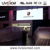高品質のイベントの使用料のための屋内P3.91フルカラーのビデオLED表示スクリーン