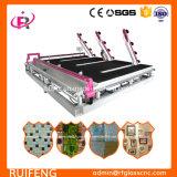 Intelligenter Betriebs-CNC-Glasfräser-Maschinerie RF3826aio mit multi Köpfen