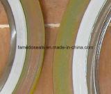 グラファイトまたはアスベストスまたはPTFEの注入口が付いている螺線形の傷のガスケット