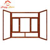 Estilo clásico chino con alta calidad de Aluminio y ventanas de aluminio
