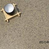 ほとんどの普及した防水大理石の一見の石のPVCによって薄板にされるフロアーリング