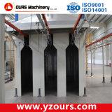 Порошок Coating Line с Gas/Diesel/Electric Oven