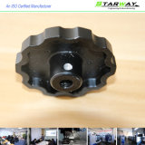 Kundenspezifischer MetallEdelstahl-Teile u. Plastikcnc-maschinell bearbeitenteile