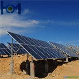 250W a 300W Recubrimiento AR Panel solar de cristal para módulo FV