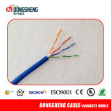 製造のSince 1992 Cu/CCA/CCS LAN CableかNetwork Cable UTP Cat5e Cable