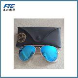 Métal de haute qualité de la mode des lunettes de soleil Lunettes de soleil polarisées